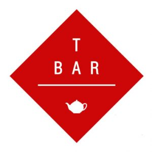 T BAR NEWLogo Red ex Sm